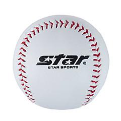 other Unisex Baseball Wearproof 9inch White 1 Piece PVC