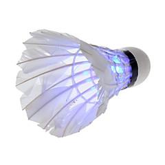 bádminton volantes Volantes de plumas Volantes LED Alta elasticidad Duradero LED para Pluma de pato