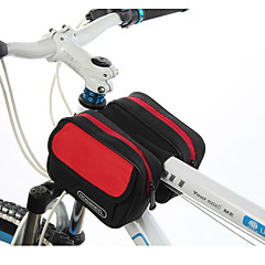 olcso -ROSWHEEL® Kerékpáros táska 1.7LVáztáska Vízálló cipzár / Párásodás gátló / Ütésálló / Viselhető Kerékpáros táskaPVC / Ruhaanyag /