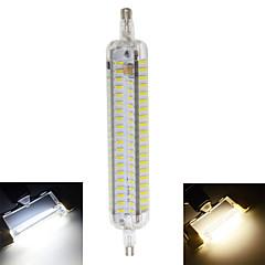 preiswerte LED-Birnen-800lm R7S LED Mais-Birnen T 152 LED-Perlen SMD 4014 Wasserfest Dekorativ Warmes Weiß Kühles Weiß 220-240V