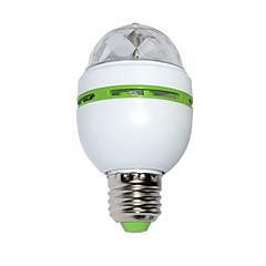 Χαμηλού Κόστους Φωτιστικά Εσωτερικού Χώρου-100 LEDs Ενεργοποίηση Ήχου LED Φώτα Σκηνής RGB AC 85-265VV