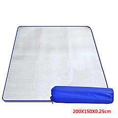 Travel Foldable Folding Sleeping Mattress Mat Pad Waterproof Aluminum Foil EVA Outdoor Camping Mat Picnic Pad