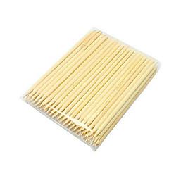 PINPAI 50PCS Nail Wooden Beauty Rhinestone Nail Products Stick 11Cm Long Wood