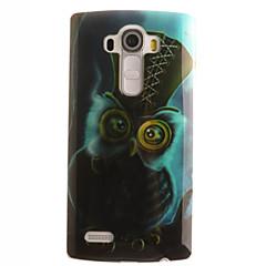 billige Etuier til LG-For LG etui Mønster Etui Bagcover Etui Ugle Blødt TPU for LG LG G4 LG G3 Beat / G3 Mini Andet