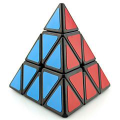 Zauberwürfel YongJun Glatte Geschwindigkeits-Würfel 3*3*3 Pyraminx Geschwindigkeit Profi Level Magische Würfel Turm Silvester Weihnachten