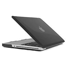 abordables Accesorios de Apple-MacBook Funda Color sólido / Transparente El plastico para MacBook Pro 15 Pulgadas / MacBook Pro 13 Pulgadas