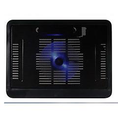 ultravékony laptop tartó, ventilátoros hűtés pad alacsony zajszint