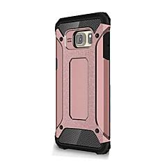 Недорогие Чехлы и кейсы для Galaxy Note 5-Кейс для Назначение SSamsung Galaxy Samsung Galaxy Note7 Защита от удара Кейс на заднюю панель броня Мягкий Силикон для Note 7 Note 5