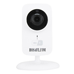 P2P / 양방향 오디오 / 야간 / 지원 64g 마이크로 SD 카드 기록 삼십일와 hosafe 무선 IP 카메라