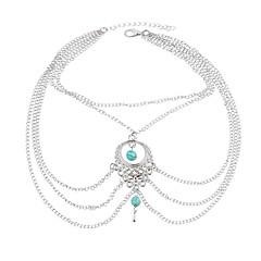 Dame Brățară Gleznă/Brățări Aliaj Design Unic Bohemia Stil La modă costum de bijuterii Bijuterii Bijuterii Pentru