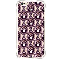 Для Кейс для iPhone 6 / Кейс для iPhone 6 Plus Водонепроницаемый / Защита от удара / Защита от пыли / Прозрачный Кейс для Задняя крышка