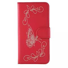 PU περίπτωση κτυπήματος δερμάτινο πορτοφόλι για Samsung Galaxy Note 3 / σημείωση 4 / σημείωση 5