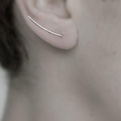 preiswerte Ohrringe-Ohrstecker - Punk, Simple Style Gold / Schwarz / Silber Für Alltag Normal Sport