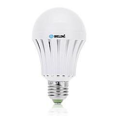 Χαμηλού Κόστους Λαμπτήρες LED-E26/E27 LED Λάμπες Σφαίρα A60(A19) 18 SMD 5730 800 lm Ψυχρό Λευκό κ Επαναφορτιζόμενο AC 85-265 V
