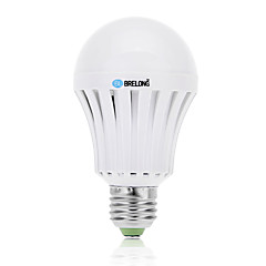 halpa LED-lamput-BRELONG® 800 lm E26/E27 LED-pallolamput A60(A19) 18 ledit SMD 5730 Ladattava Kylmä valkoinen AC 85-265V