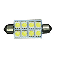 abordables Luces Interiores de Coche-SO.K 2pcs Coche Bombillas Luces interiores For Universal