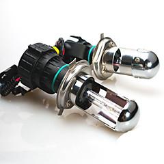 Недорогие Автомобильные фары-H4 Автомобиль Лампы 55W 3200lm HID ксеноны Налобный фонарь For Honda / Toyota