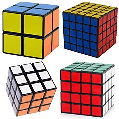 Rubik's Cube Shengshou 3*3*3 5*5*5 2*2 2*2*2 4*4*4 Smooth Speed Cube Magic Cube Professional Level Speed ABS Children's Day New Year Gift