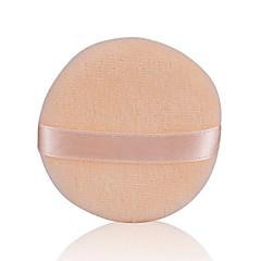 1 PC Borla Para Maquillaje/Esponja Cosmética Redondo Polvo Crema Líquido