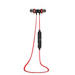 abordables Auriculares (Earbuds, In-Ear)-AWEI A980BL Sin Cable Auriculares El plastico Deporte y Fitness Auricular Con control de volumen / Con Micrófono Auriculares