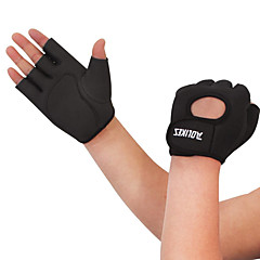 Sports Gloves Bike Gloves / Cycling Gloves Moisture Permeability Breathable Wearproof Anti-skidding Shockproof Reduces Chafing Fingerless