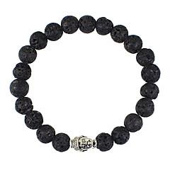 Strand Bracelets 1pc,Golden / Silver Bracelet Vintage Circle 514 Gem Jewellery