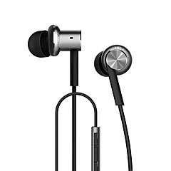 お買い得  ヘッドセット、ヘッドホン-Xiaomi Hybrid 耳の中 ケーブル ヘッドホン ハイブリッド プラスチック 携帯電話 イヤホン ボリュームコントロール付き / マイク付き / ノイズアイソレーション ヘッドセット