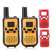 お買い得  トランシーバー-T899BR トランシーバー ハンドヘルド VOX LCD スキャン 監視 3KM-5KM 3KM-5KM 8 0.5W トランシーバー 双方向ラジオ