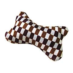 Perro Juguete para Gato Juguete para Perro Juguetes para Mascotas Juguete Mordedor Hueso Para mascotas