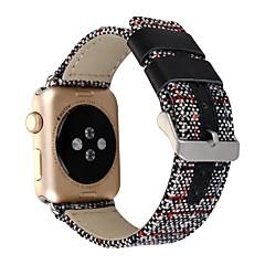 tanie Bransoletki do Apple Watch-Zegarek na zegarek jabłko 38mm 42mm pu klasyczna klamra zamienna bransoletka