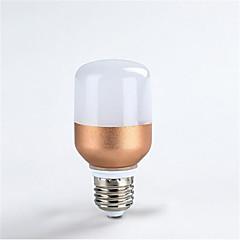 e26 / e27 ampoules globe a60 (a19) 12 smd 5730 450lm blanc chaud blanc froid 27000-6500k étanche décoratif ac 220-240v