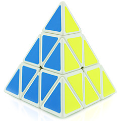 Rubik's Cube Smooth Speed Cube 3*3*3 Pyraminx Magic Cube Professional Level Speed ABS Triangle New Year Children's Day Gift
