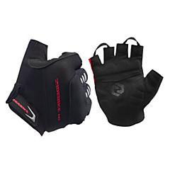 BOODUN/SIDEBIKE® Activiteit/Sport Handschoenen Fietshandschoenen Ademend Schokbestendig Rekbaar Vingerloos Katoenvezel Fietsen / Fietsen