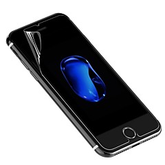 abordables Protectores de Pantalla para iPhone 7 Plus-Protector de pantalla para Apple iPhone 7 Plus PET 1 pieza Protector de Pantalla Frontal