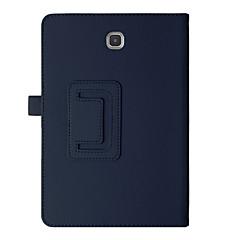 preiswerte Tablet-Hüllen-Hülle Für Samsung Galaxy / Tab A 8.0 Ganzkörper-Gehäuse / Tablet-Hüllen Solide Hart PU-Leder für