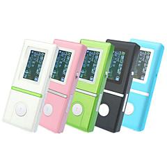 IQQ l9c 8GB mini mp3 lejátszó-felvevő aranyos színes ebook mozgás