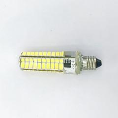 お買い得  LED 電球-4W 400-500lm E11 LEDコーン型電球 T 80LED LEDビーズ SMD 5730 装飾用 温白色 / クールホワイト 85-265V / 110-130V / 220-240V