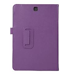 preiswerte Tablet-Hüllen-Hülle Für Samsung Galaxy / Tab A 9.7 Ganzkörper-Gehäuse / Tablet-Hüllen Solide Hart PU-Leder für