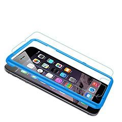 Átlátszó szintetikus Tömör szín Egyszerű telepítés applikátor SetScreen Protector ForApple iPhone 6s/6