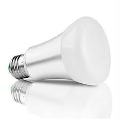 E26/E27 Lâmpada de LED Inteligente BR 30 SMD 5050 900 lm RGB 6500 K Regulável Controle Remoto Decorativa V