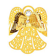 お買い得  ブローチ-女性用 ブローチ - クリスタル ファッション ブローチ ゴールデン 用途 結婚式 / パーティー / 日常
