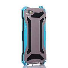 Недорогие Кейсы для iPhone 7 Plus-Трансформатор металлический водонепроницаемый& пыленепроницаемый& анти-скрести задняя крышка для Iphone 6с 6 плюс SE 5S 5
