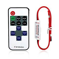 お買い得  LED ストリングライト-12a単色LEDストリップ調光器rfワイヤレスリモコン3528 2835 5050 5630 5730 led tape