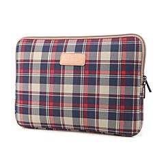preiswerte Laptop Taschen-lisen 10 '' 11 '' 12 '' Karo-Muster Schutzhülle Laptop Tasche (verschiedene Farben)