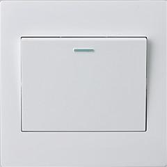 하나의 오픈 이중 제어 스위치 패널 (86)은 판매 장착 벽 스위치 / 오 팩을 은폐