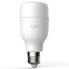 お買い得  LED 電球-Xiaomi 8 W 600 lm LEDスマート電球 19 LEDビーズ SMD ホワイト / 1個