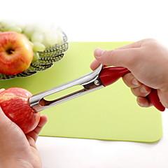 abordables Novedades-Herramientas de cocina Acero inoxidable Novedades removedor de semillas Para utensilios de cocina 1pc