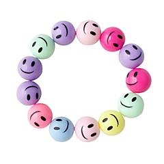 preiswerte Armbänder-Mädchen bezaubernd Ketten- & Glieder-Armbänder Strang-Armbänder - Kreisform Rosa Armbänder Für Weihnachts Geschenke Geburtstag Geschenk