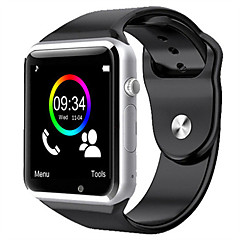 voordelige Smartwatches-Slim horloge Video Camera Hartslagmeter Handsfree bellen Berichtenbediening Camerabediening Audio GPSActiviteitentracker Slaaptracker