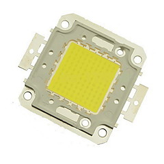 zdm ™ 100w 9000lm 6000k cool white led chip (30-35v) wysokiej jakości